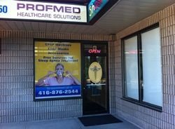 CPAP Machine Store Maple