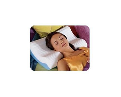 Contour Cloud Memory Foam Support Pillow