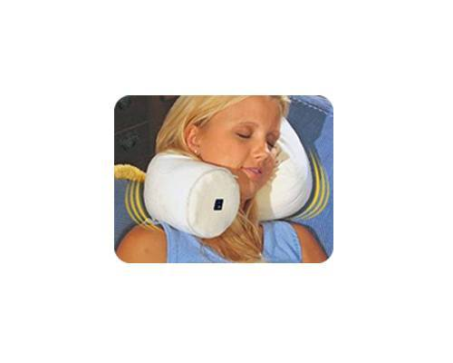 Contour Twist Pillow With Massage