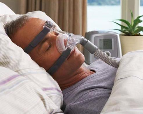 how to adjust a fisher and paykel cpap machine