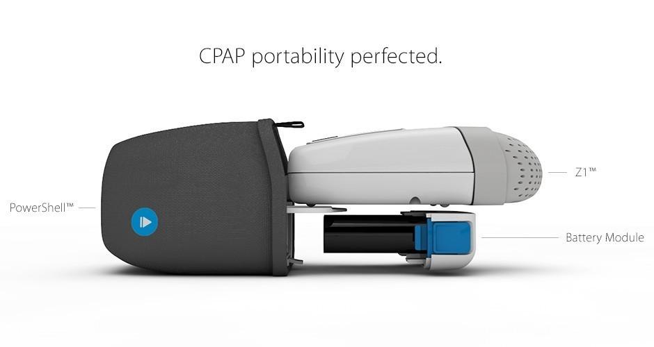 HDM The Z1™ CPAP Machine