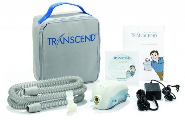 Transcend II Travel CPAP Machine