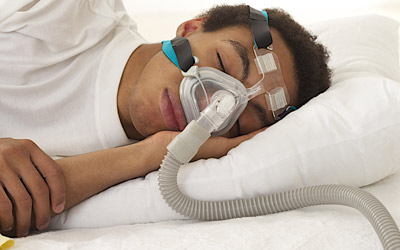 How Does a CPAP Mask Help with Sleep Disorders