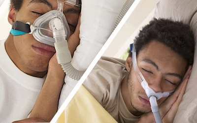 CPAP Masks Styles
