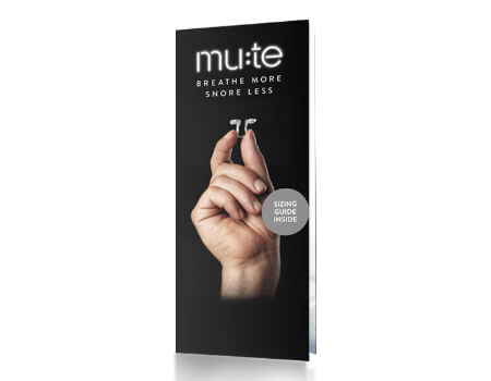 Mute Anti Snoring Aid